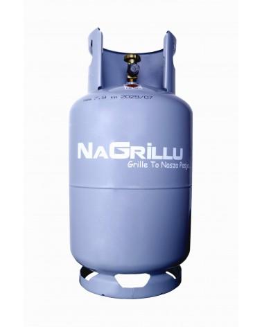 Butla gazowa NaGrillu lekka 11 KG Propan | Pełna