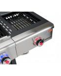 Grill gazowy Landmann TRITON maxX PTS 3.1 INOX