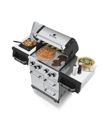 Grill gazowy Broil King Imperial 490 OUTLET