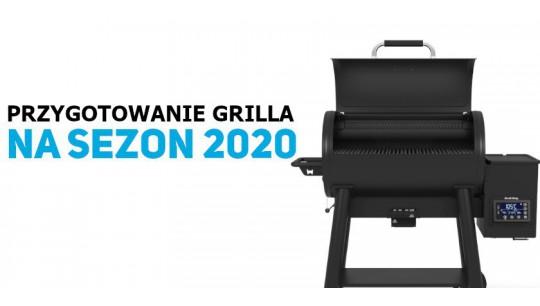 Jak przygotować grilla na sezon 2020?
