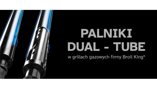 Palniki Dual-Tube™ w grillach firmy Broil King®