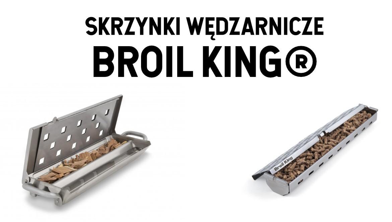 Skrzynki wędzarnicze Broil King® - Jaką wybrać?